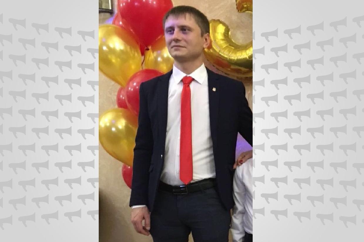 На фото Иван Харламов