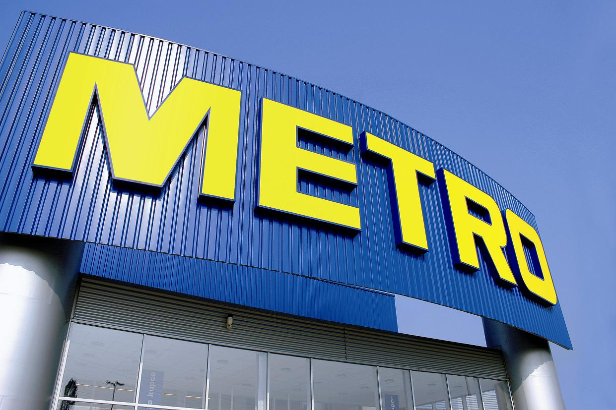 Metro против ФНС